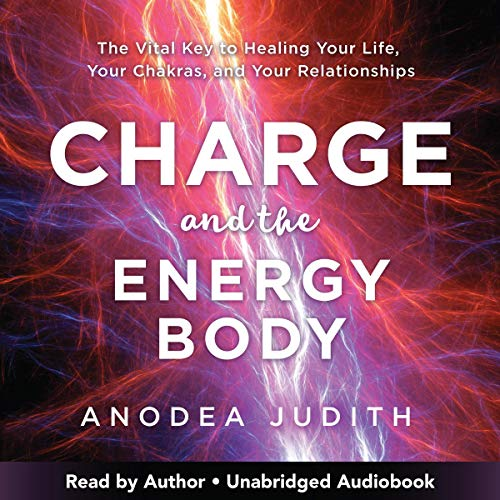 Charge and the Energy Body cover art