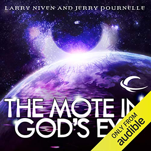 Page de couverture de The Mote in God's Eye