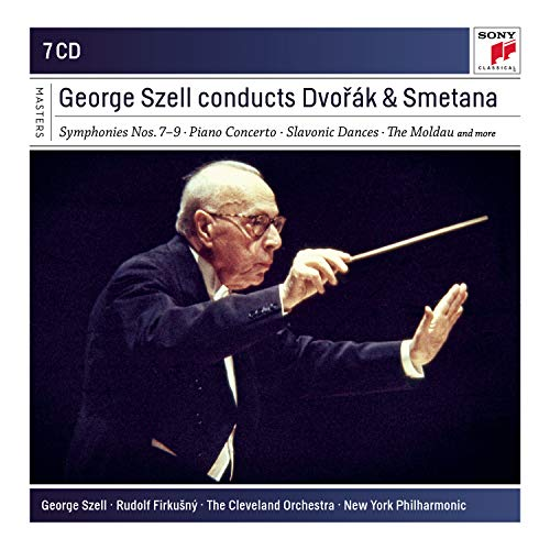 George Szell Conducts Dvorák and Smetana