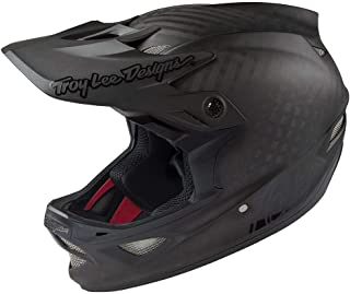 troy lee d3 midnight black