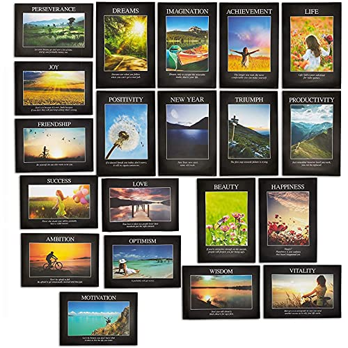 Demotivational Posters (13 x 19 in, 20 Pack)
