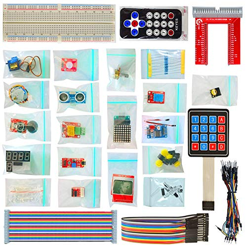 DIY FOR Raspberry pi 3 2 Model B/B+with FOR Raspberry pi GPIO V2 Expansion Board DHT11 Humiture sensor New Aadvanced Learning Kit
