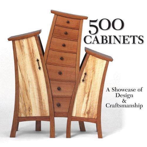 500 Cabinets: A Showcase of Design & Craftsmanship (500 Series)