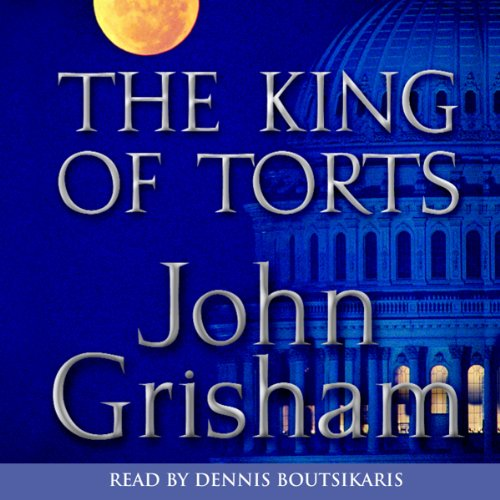 The King of Torts, The Last Juror audiobook cover art