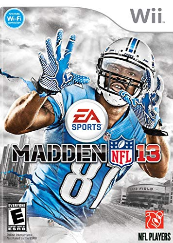 Madden NFL 13 - Nintendo Wii (Renewed)