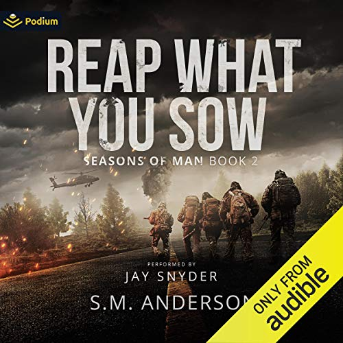 Reap What You Sow Audiobook By S.M. Anderson cover art