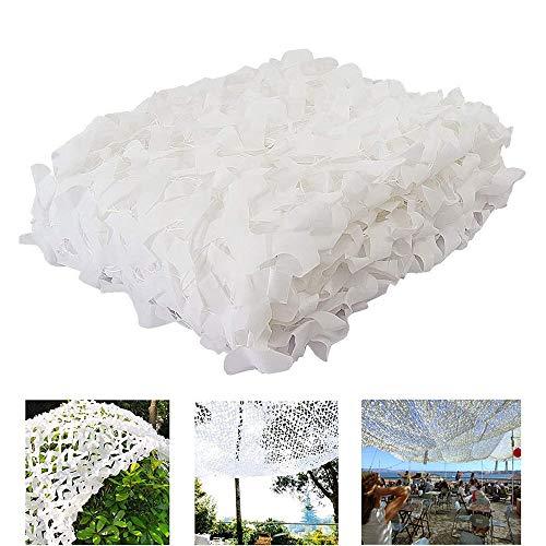 F-XW Snow White Camo Netting Camouflage Net 1.5x5m/1.5x8m/1.5x10m/2x2m/2x3m/2x5m/3x3m/3x4m/3x5m/4x4m