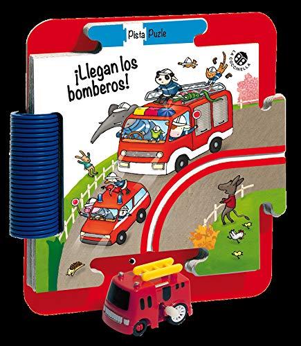 Llegan los bomberos (Pista puzle)