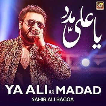 Ya Ali A.S Madad - Single