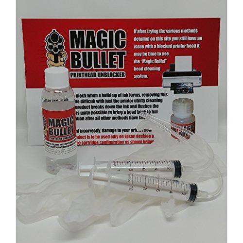 Magic Bullet Print Head Cleaner and Unblocker Kit