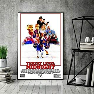 The Office Threat Level Midnight Characters Portrait Poster Unframed (24 X 36)