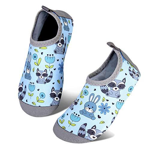 Kinderen Strand Zwemschoenen Baby Water Schoenen Peuter Op blote voeten Huid Baby Jongens Meisjes Aqua Sokken voor Zwembad Tuin