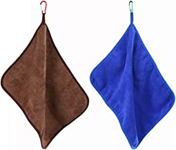 Cofemy Microfiber Gym Towels Fast Drying Sports Towel, Outdoor Sports Fishing Clothing Fishing Towel Thickening Non-stick ...