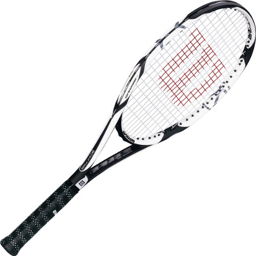WILSON K Six Two 100 - Tennisschläger besaitet - L2