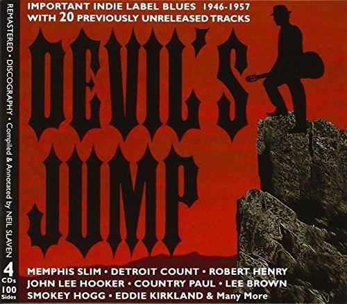 Devil\'s Jump-Indie Label Blues 1946-1957 by Jsp Records (2013-03-26)