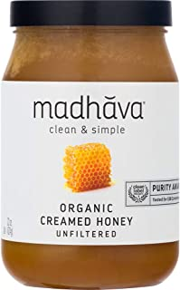 Madhava Natural Sweeteners Organic Honey, 22-Ounce - Packaging May Vary