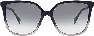 Fendi F IS FF 0318/S GREY/GREY SHADED 57/17/145 women Sunglasses