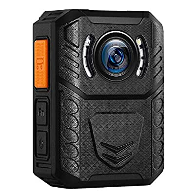 BOBLOV X3A Body Camera New Study Appearance Mould Police Body Camera Removable SD Card Support 128GB 9Hours Recording Wearable Body Mounted Camera, Auto Night Vision Cameras for Protection and Proof from BOBLOV