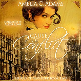 Cause of Conflict audiobook cover art