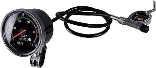 """Vintage Stijl Fiets Snelheidsmeter Analoge Mechanische Kilometerteller met Hardware voor 26/28/29/27,5 """"fiets"""