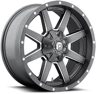 Fuel Offroad Wheels D542 20x9 Maverick 6x1356x5.5 GD5.00 01 106.4 Matte Gunmetal