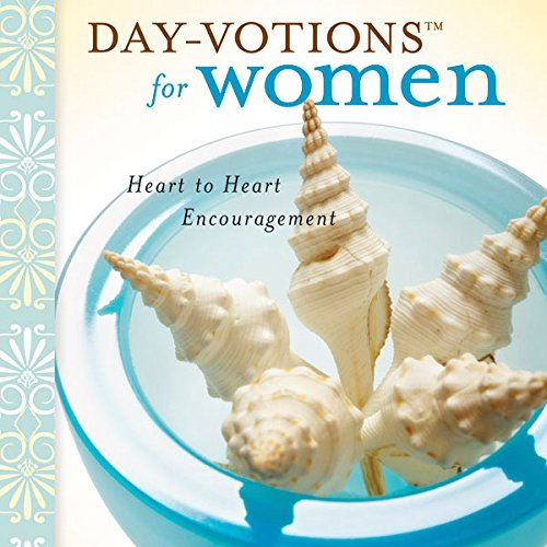 Day-Votions for Women     Heart to Heart Encouragement              By:                                                                                                                                 Rebecca Barlow Jordan                               Narrated by:                                                                                                                                 Connie Wetzell                      Length: 3 hrs and 6 mins     Not rated yet     Overall 0.0