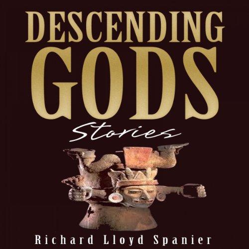 Descending Gods audiobook cover art