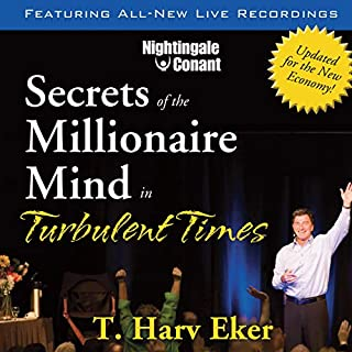 Secrets of the Millionaire Mind in Turbulent Times Titelbild