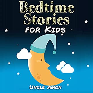 Books for Kids: Bedtime Stories for Kids audiobook cover art