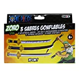 One Piece Roronoa Zoro Set 3 Spade Gonfiabili - Inflatable Swords Set Cosplay