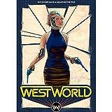 LWJPD Cuadro sobre Lienzo 40x60cm Sin Marco Programa De Televisión Westworld Poster House Poster Canvas Prints Decoración Para El Hogar Wall Art Bar