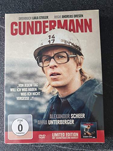 Gundermann (Limited Edition mit Soundtrack) DVD