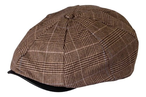 Gamble & Gunn - Casquette souple - Homme Marron marron One Size Fits all 58/59cm