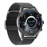 ZGNB DT70 Reloj inteligente con oxígeno en sangre ECG+PPG Monitoreo de ritmo cardíaco Fitness Tracker Reloj inteligente Podómetro IP68 Reloj deportivo impermeable (B)