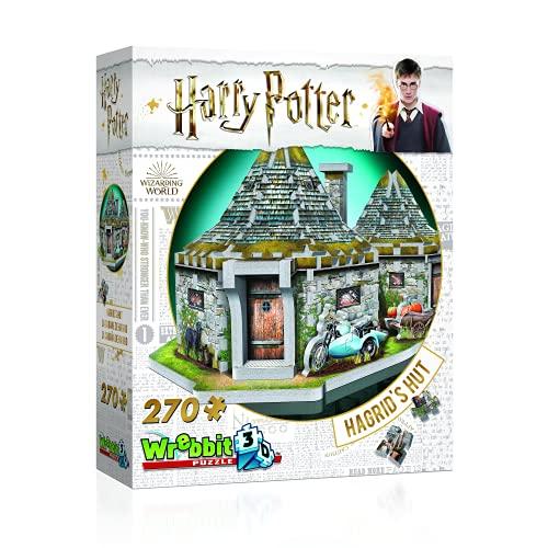 von Wrebbit 3 D Puzzles HOGHAG W3D-0512 4-D Puzzle