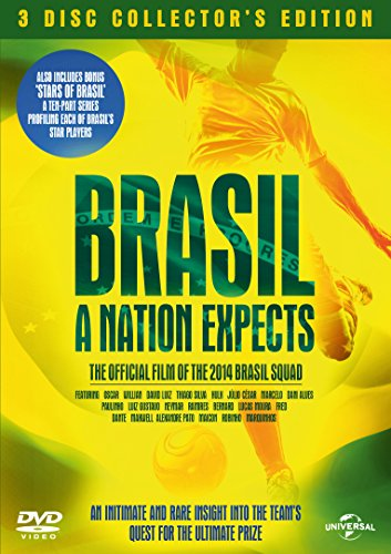 Photo of Brasil: A Nation Expects – Collectors' Edition (Includes Stars of Brasil documentary series) [DVD]