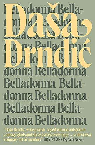 Belladonna (MacLehose Press Editions, Band 2)