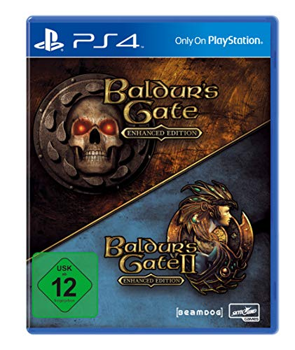 Baldur\'s Gate Enhanced Edition - [Playstation 4]