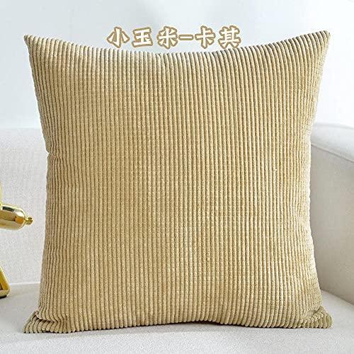 Almohada, Almohada de Diseño Ergonómico, Adecuada para Todos los Durmientes -Tarjeta_45 * 45cm