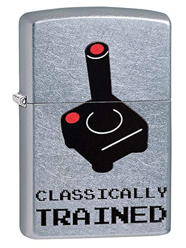 Fantastic Deal! Zippo Lighter, Brass, Design, 5,83,81,2