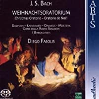 Christmas Oratorio by I / FASOLIS,DIEGO BAROCCHISTI (2006-08-22)