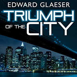 Triumph of the City audiobook cover art
