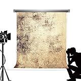 Kate 5x7ft/1,5x2,2m Microfibra Fondo Texturizado Muselina Resumen Fondos de Fotos para fotografía Antiguo Maestro Photo Studio Atrezzo