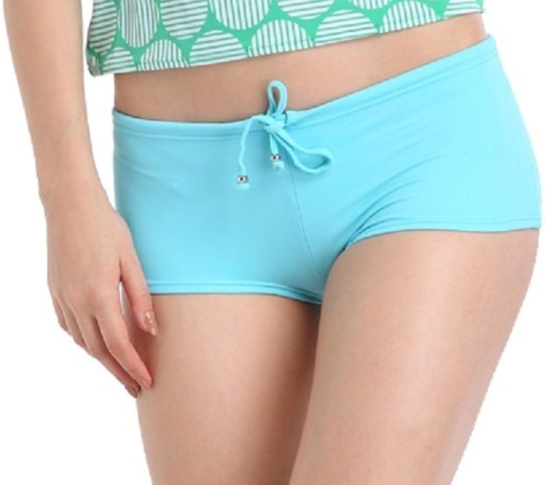 Ocean Bikini Women's Bikini Shorts Swimwear Adjustable