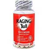 RAGING BULL Fertility Supplement for Men - Increase Sperm Count Volume Motility and Quality - Natural Male Conception Aid (60 Capsules, 1 Month Supply)