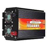 Belloc 2019 8000W Car Power Inverter 24V-110V Sine Wave Converter With Blade Fuses
