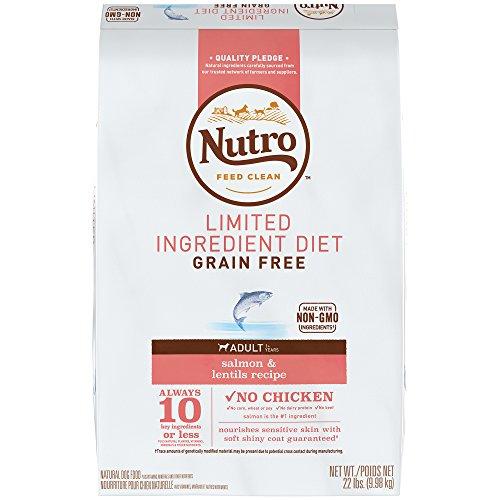 NUTRO Limited Ingredient Diet Natural Adult Dry Dog Food
