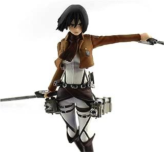 Shingeki Trendy Anime 4.7 Shingeki No Kyojin Mikasa Ackerman PVC Figure Figurine Gift