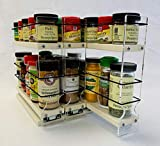 Vertical Spice - 222x1.5x11 DC - Spice Rack - 3 Drawers - 15 Regular/15 Half-Size Capacity - Cabinet Mounted drawer Nov, 2020