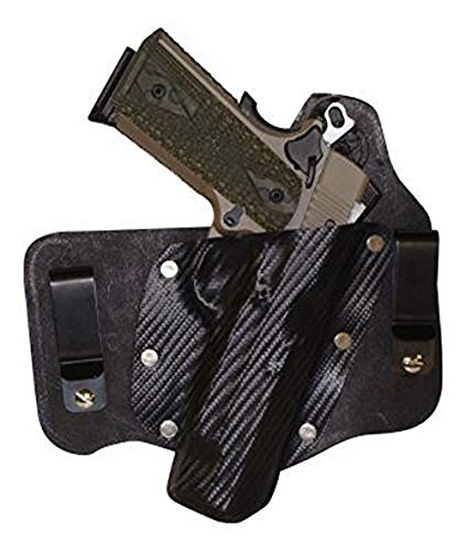 Gold Star In The Waistband Holster For Full, Compact and Pocket Pistol for Ruger LCR /LCRX /LCR9